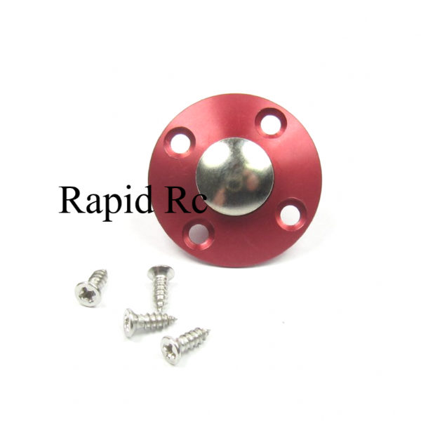 Kuza Magnetic Fuel Dot Red